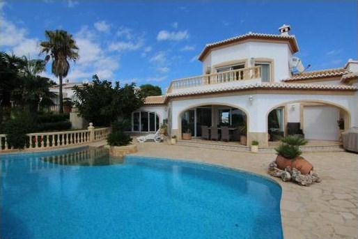 Rénovation d'une villa de style andalou