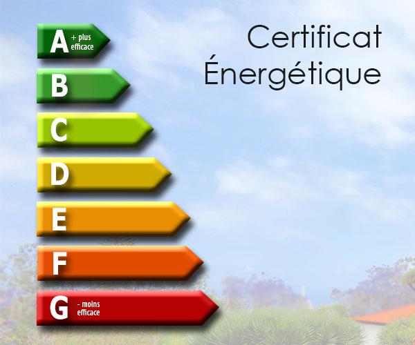 Certificat Énergétique