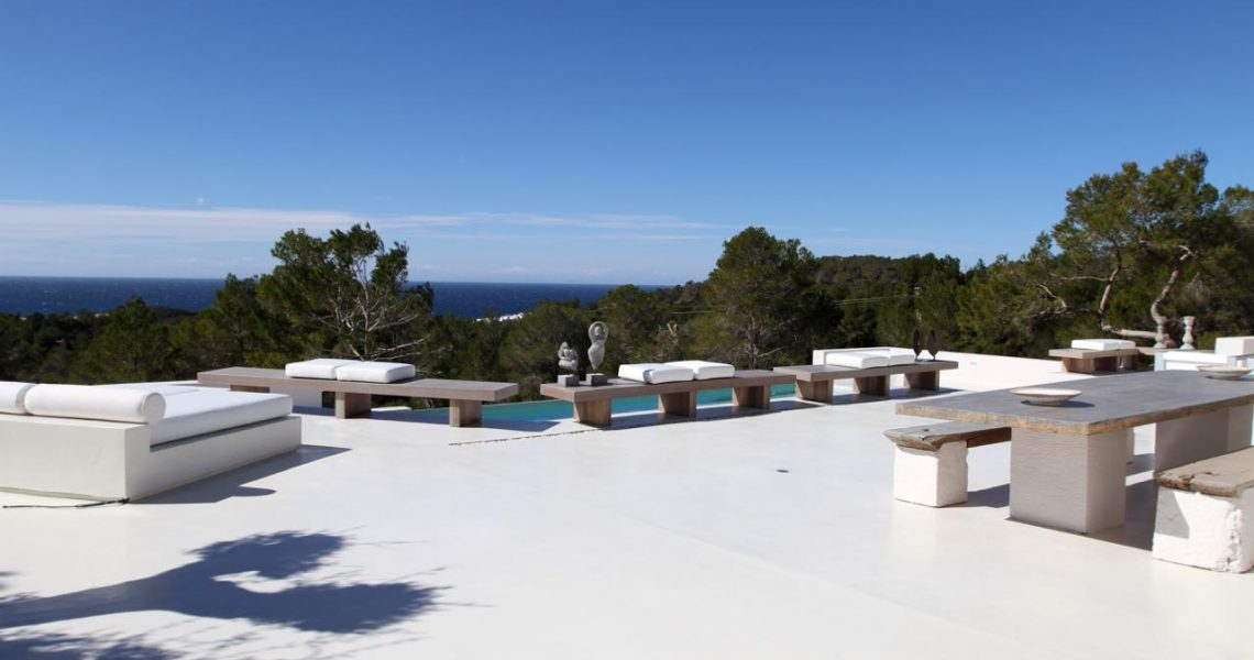 Luxusvilla in Ibiza